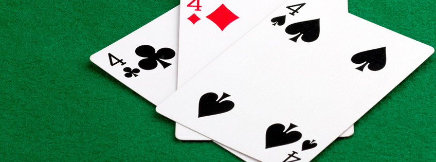 3 Card Poker Hand Rankings