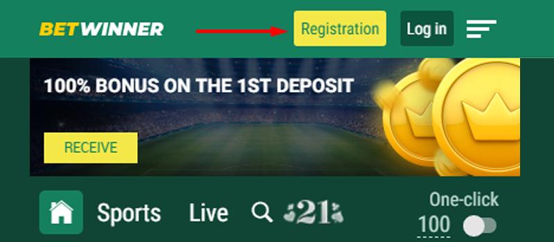 How to deposit in Betwinner