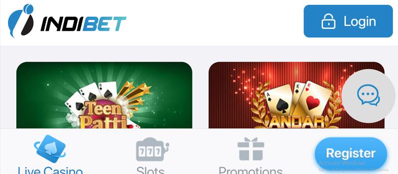 indibet Casino