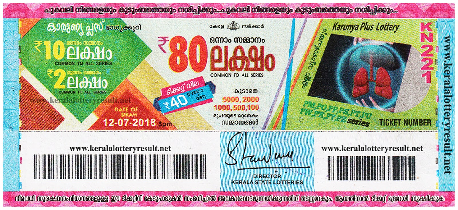 Kerala Lotteries