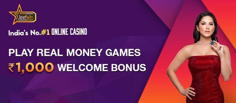 JeetWin Casino Deposit & Withdrawals