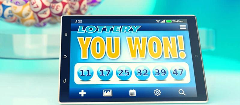 Lotto India Lottery won