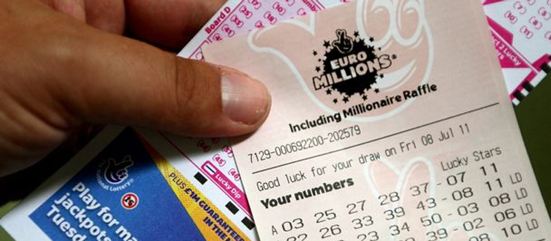 Play EuroMillions from India