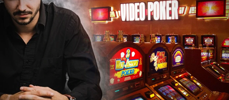 Video Poker & Table Games